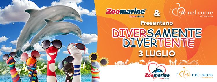 Read more about the article Diversamente Divertente. Ecco la guida all'evento a ZooMarine